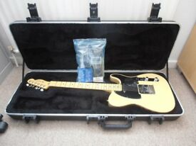 American Fender Telecaster 60th Anniversay special.