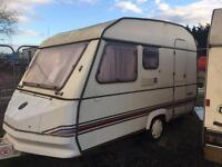 Swift ci sprite 1990 4 berth caravan abi Avondale elddis lightweight CAN DELIVER