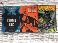 Batman Comics (No Mans Land, RIP & Haunted Knight)