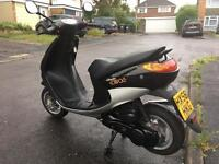 Peugeot Vivacity 50cc 2 stroke 58 Reg new Mot clean little bike