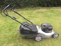 Masport 350ST combi Lawn mower