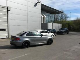 BMW 120d M Sport Coupe