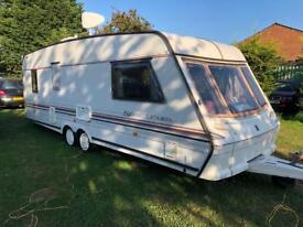Caravan 5 berths
