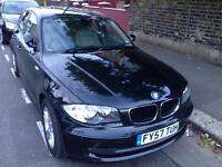 BMW 118d 6 speed full leather interior 1 professional owner, PX considered