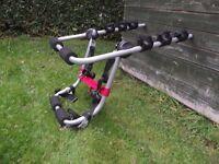 Halfords 3 Bike Cycle Carrier Car Bicycle rack