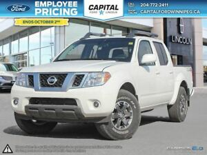 2016 Nissan Frontier PRO-4X 4WD