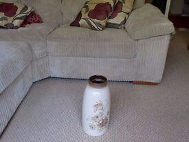 Made in W. Germany 1970`s retro vase