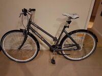 "Everton City Limit ladies hybid bike frame size 20"""