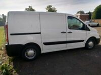 citroen dispatch 2.0 turbo diesel,08 registration