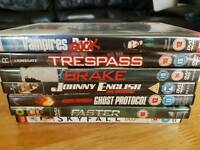 Loads of very good condition dvds