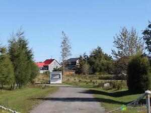 70 000$ - Terrain résidentiel à Rimouski (Pointe-Au-Père)