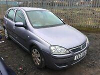 For sale //////// 2005 petroI Vauxhall Corsa 5door