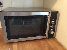 Prestige GS25 microwave grill