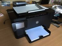 HP Laserjet Pro M275 TopShot 3D Scan Color Laser AIO Printer in good used conditions.