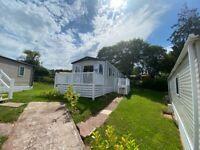 New Abi Blenheim 37x12 2 Bed at Devon Valley Holiday Village, Shaldon nr Teignmouth