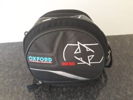 Oxford X25 Motorcycle Tailpack.
