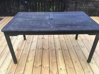 Free garden table 5ft