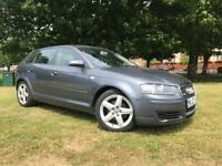 2007 AUDI A3 S-LINE 1.9 TDI ** FULL LEATHER SEATS ** EXCELLENT DRIVE