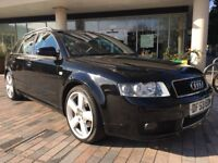 Audi A4 1.8T 190 Sport 2004 Estate 6 Speed Manaul