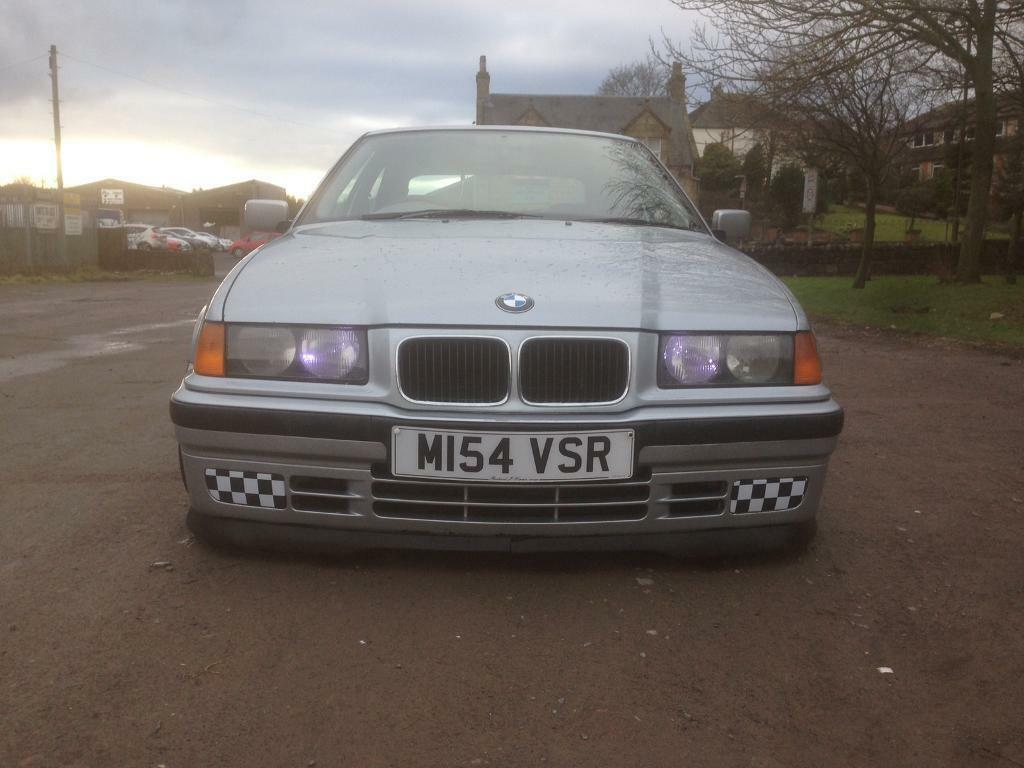 bmw e36 compact fast road drift car in cardenden fife gumtree. Black Bedroom Furniture Sets. Home Design Ideas