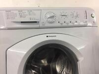Hotpoint white good looking 7kg 1400spin eco tech washing machine cheap