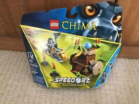 Brand new Lego chima - 70136
