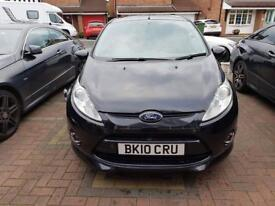 Ford Fiesta zetec 1.4 3 door 2010