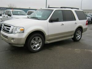 2010 Ford Expedition Eddie Bauer 4WD Nav DVD Moonroof