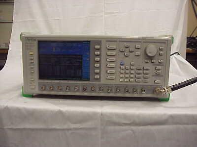 Anritsu Mg3681a Digital Signal Generator 250khz-3ghz -option-1 Hardware