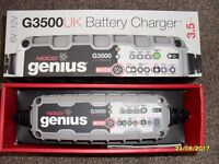 Battery Charger NOCO Genius G3500UK 6V/12V 3.5A