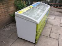 AHT Commercial Chest Freezer