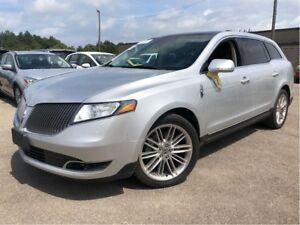 2014 Lincoln MKT EcoBoost AWD PANORAMA ROOF NAVIGATION LEATHER