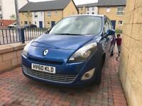 Renault grand scenic Dynamique TomTom DCI 1.9 60 plate 107k mileage 7 seater