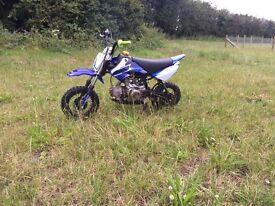 *Price Drop* semi auto pit bike 110cc