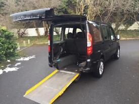 2009/59 FIAT DOBLO 1.9 multi space. Wheel chair access