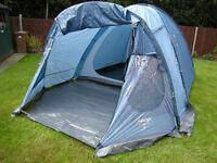 Vango Venture 500 5-man tent (blue)