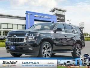 2017 Chevrolet Tahoe LT GM CANADA COMPANY CAR