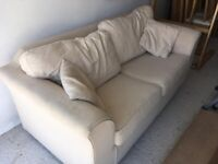 Sofa bed lightly used