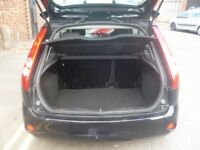 Ford FIESTA Freedom,1242 cc 3 dr hatchback,full MOT,great looking car,runs and drives well,great mpg