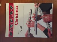 Three's A Crowd - Christmas for Flute