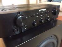 Marantz PM6004 Integrated Amplifier in Black