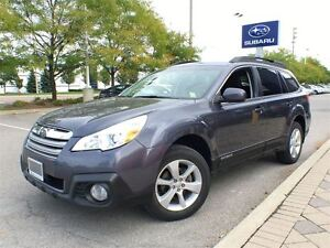 2014 Subaru Outback Touring Sunroof