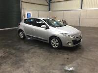 2010 Renault megane 1.5dci low miles £30 p/yr tax guaranteed cheapest in country