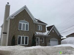 419 000$ - Maison 2 étages à vendre à St-Nicolas