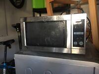 LG microwave.
