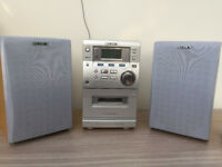 Sony CMT-EP50 Micro Hi-Fi Component System - CD/Tape/Radio