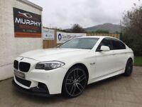 2011 bmw 520d m sport auto paddleshift Finance available