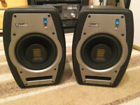 New Fluid Audio FPX7 Studio Monitors (Pair)