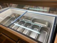 Ice cream display fridge/freezer