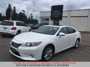 2014 Lexus ES 300h | CAMERA | COOLED SEATS | SUNROOF